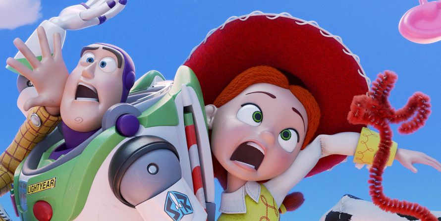 Toy Story 4 (6+)