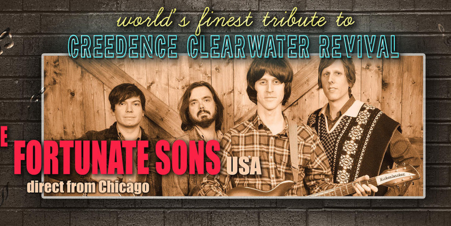 A tribute to Creedence Clearwater Revival