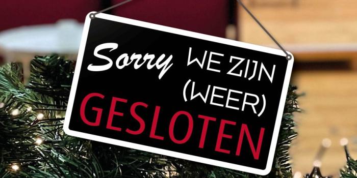 Kerst - gesloten
